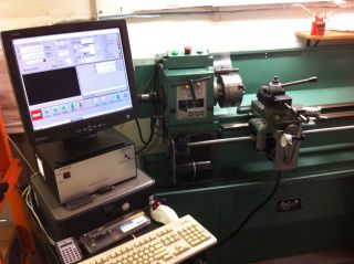 Cnc Lathe Grizzly 12