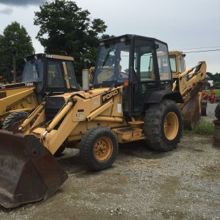 Ford 455c Backhoe Loader photo