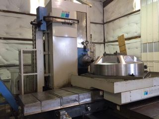 1999 Ikegai B - 110t/130t Horizontal Boring Mill photo