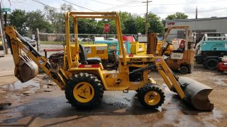 Terramite T5c Mini Backhoe Loader photo