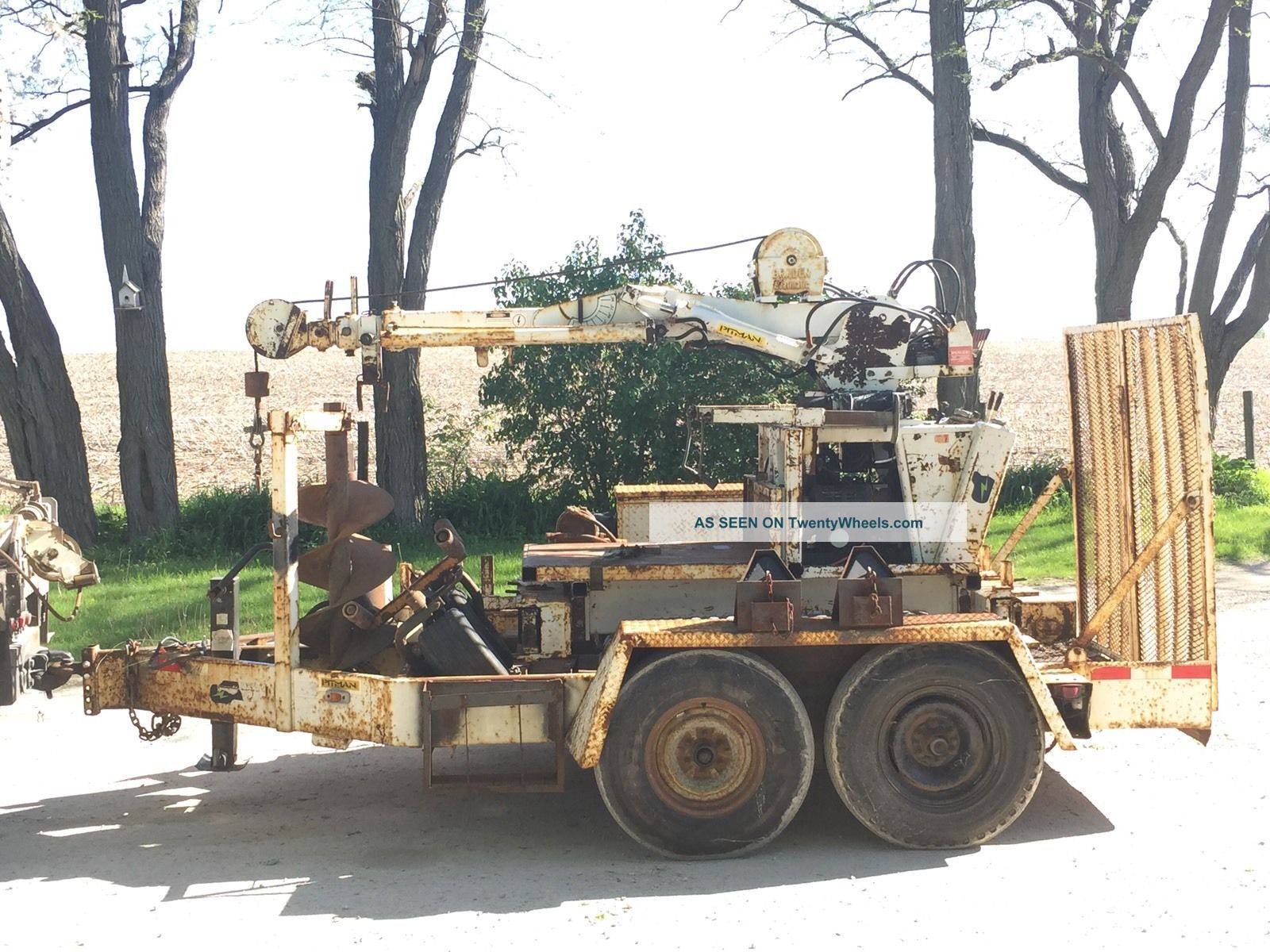 the backyard machine