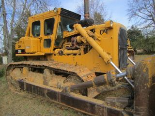 Caterpillar D9h Dozer photo