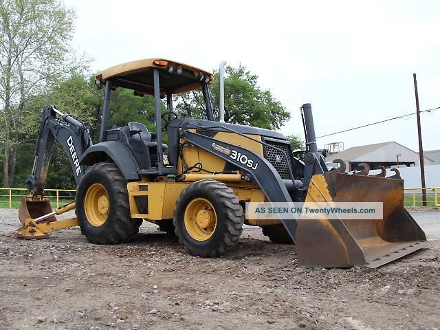 2007 John Deere 310sj Backhoe - Loader Backhoe - Backhoe - Loader - Deere - 26 Pics Backhoe Loaders photo