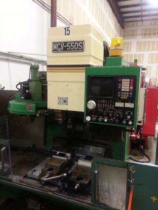Cnc Mill Machine photo