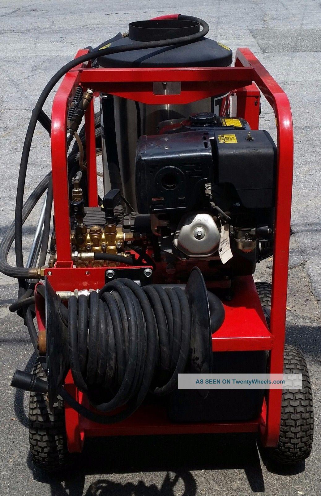 Tuff Pressure Washer,  Tpg - 4035 Heating & Cooling Equipment photo