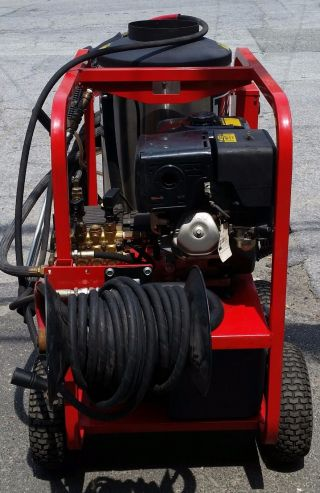 Tuff Pressure Washer,  Tpg - 4035 photo