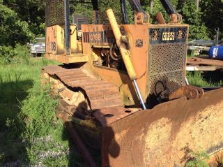 1150 B Case Dozer photo
