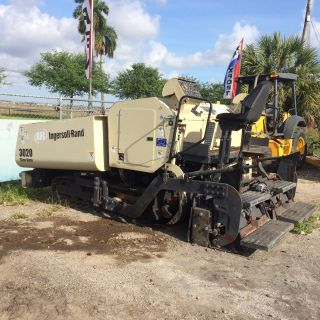 2004 Blawkonx Pf3020 Ingersoll - Rand Paver photo