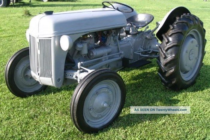 Ford Ferguson Tractor : Working n s ford ferguson system tractor