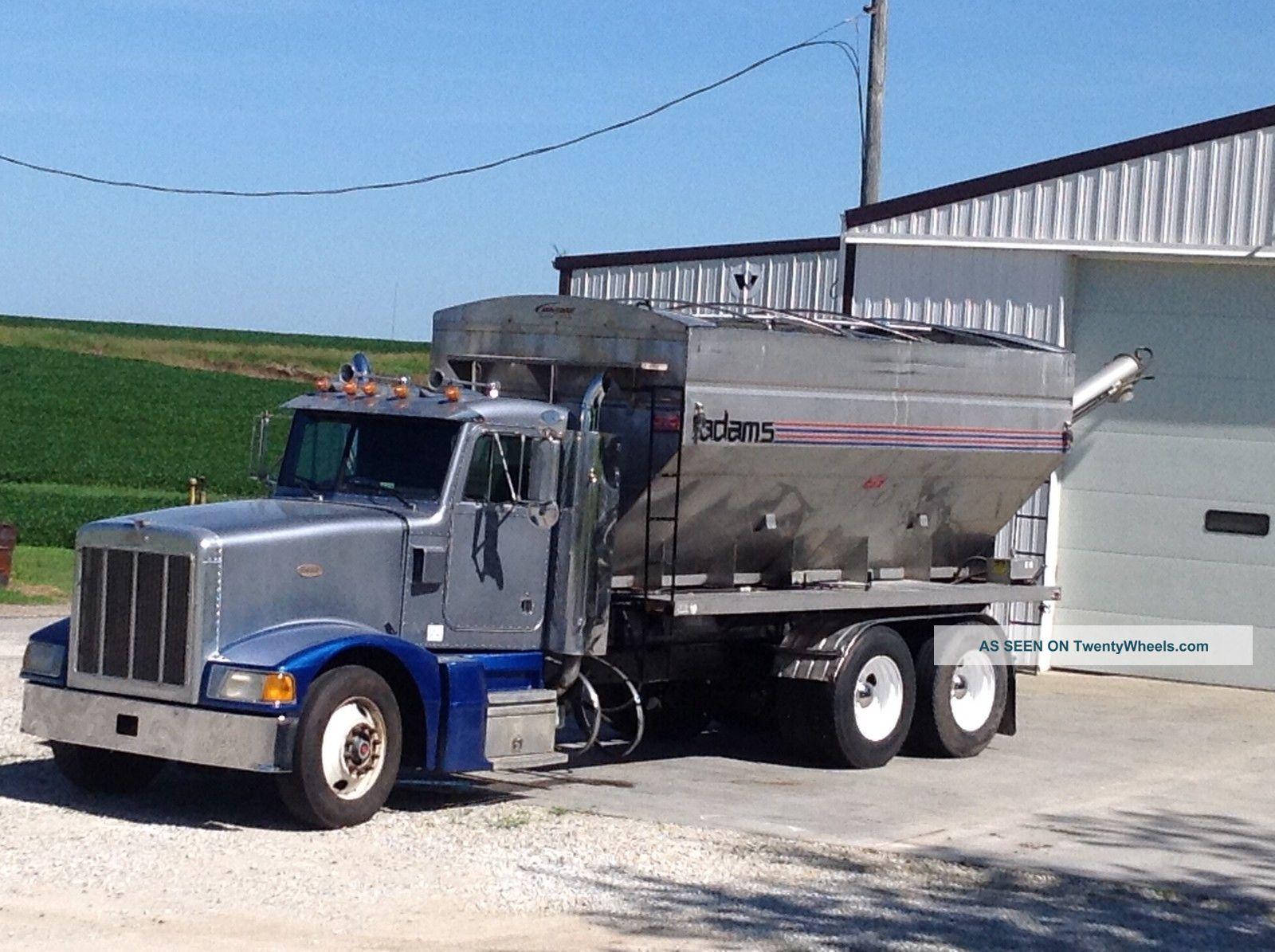 Mack Truck Fertilizer : Peterbilt
