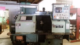 1984 Mori Seiki Al2 Lathe photo