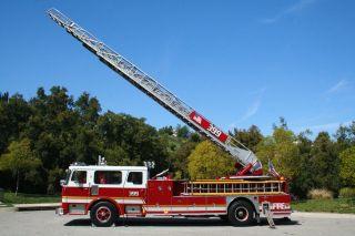 1983 Seagrave Fire Truck photo