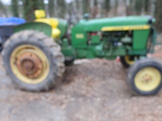 John Deere Tractor 1010 With Live Pto And Power Steering photo