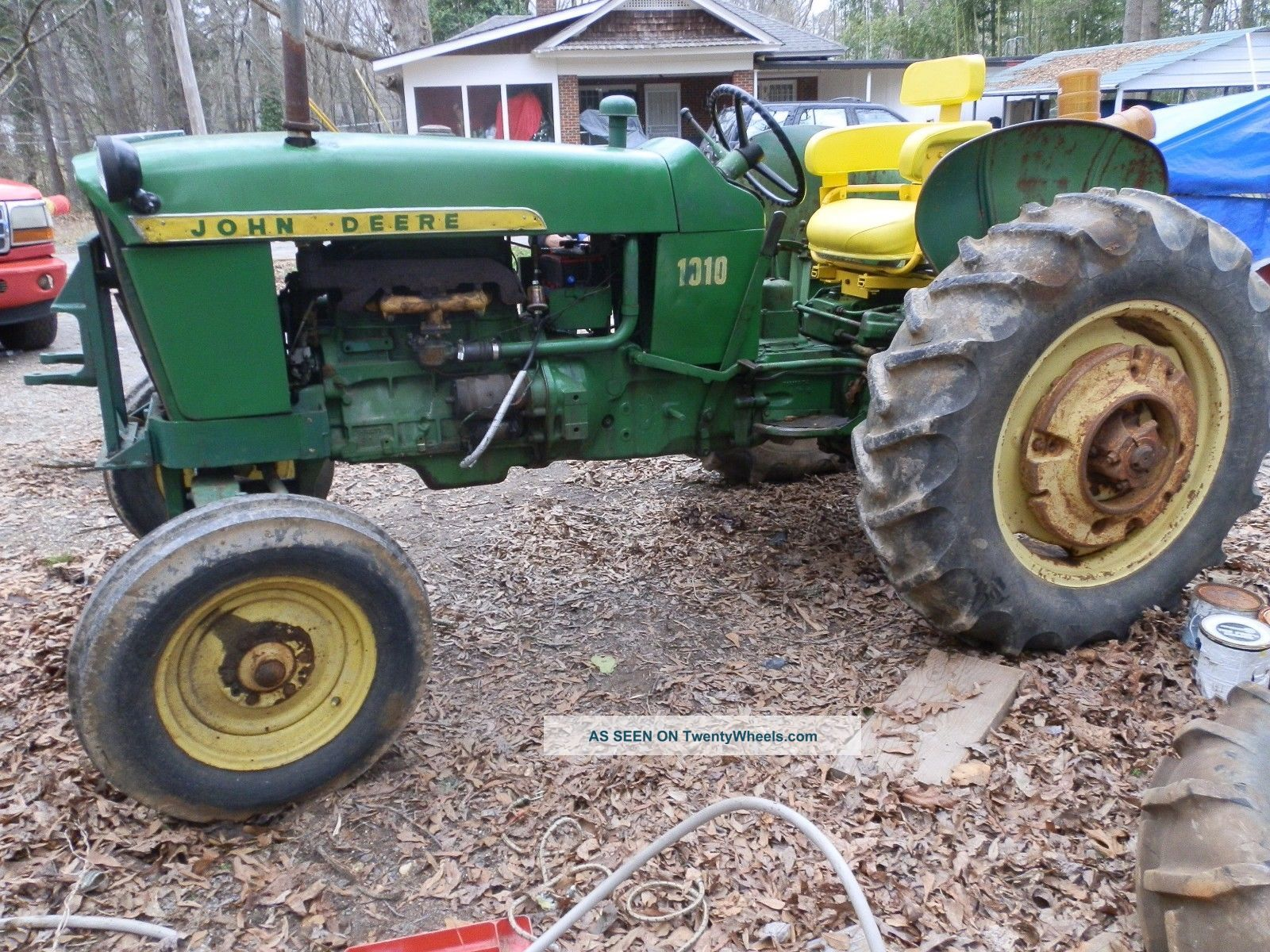 1010 John Deere Rims : John deere power wheels tractor lookup beforebuying