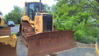 Caterpillar D5m - Xl Crawler Dozer, ,  Tracks photo