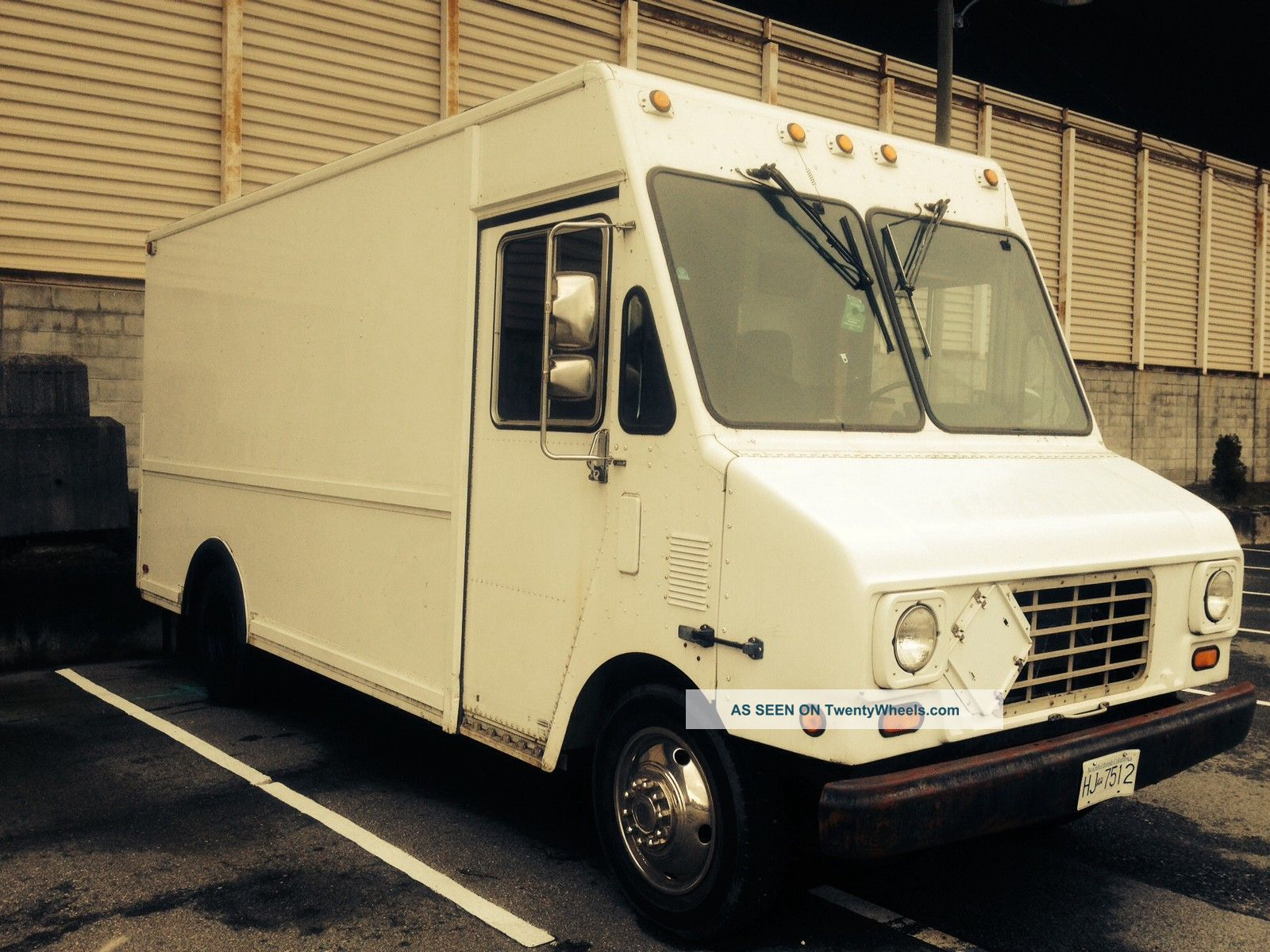 1995 P30 Chevy Diesel Step Van Step Vans photo