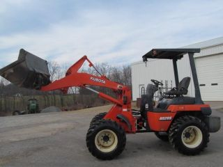 Kubota R520s Articulating Wheel Loader photo