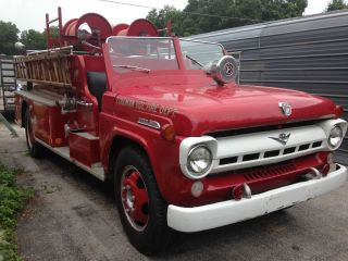 1957 Ford F - 600 photo