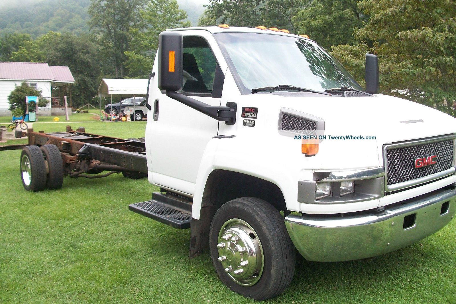 Pictures of Gmc Commercial Trucks 5500