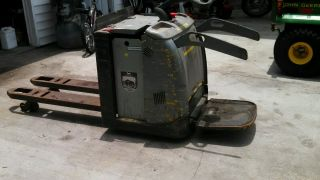 Electric Pallet Jack 4400 Lb.  Capacity photo