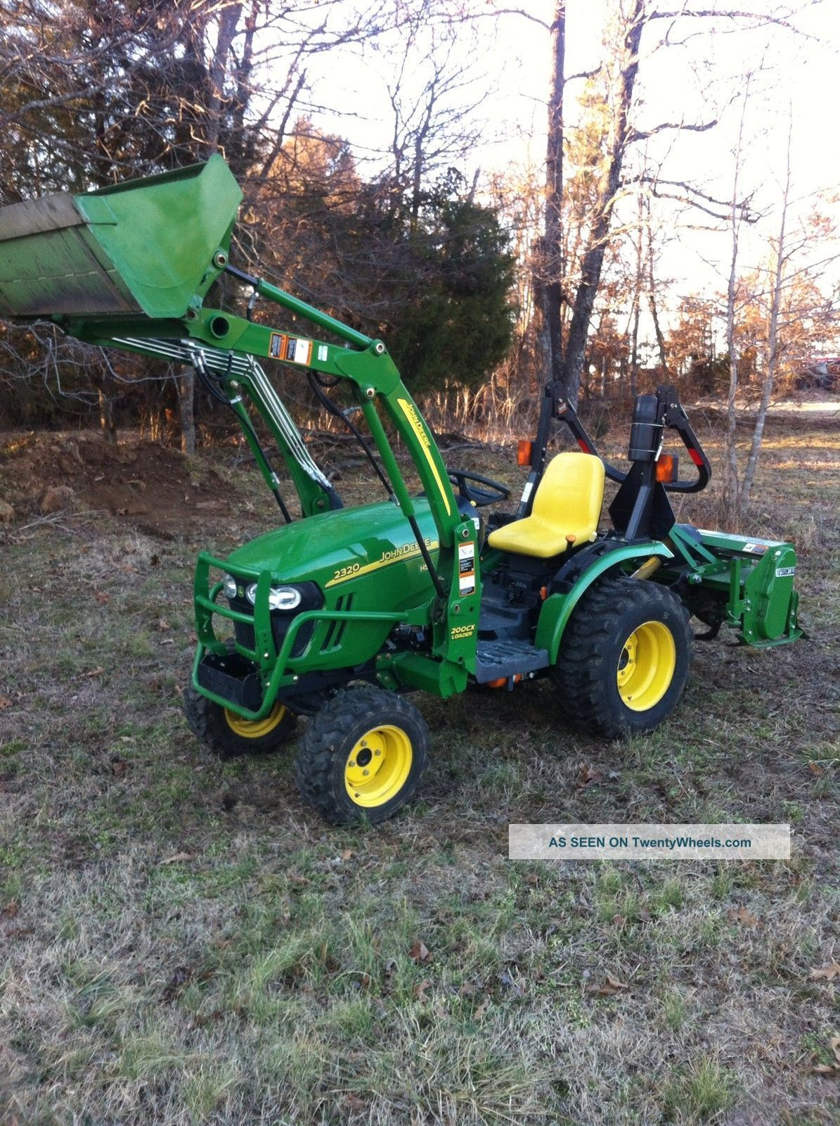 John Deere Tractor Lift Problems : John deere deck wheels lzk gallery