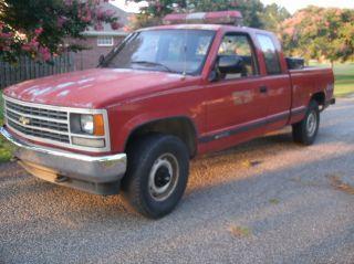 1990 Chevrolet Cheyene 1500 photo