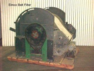Eimcomet Belt Filter 3 ' X 3 ' photo