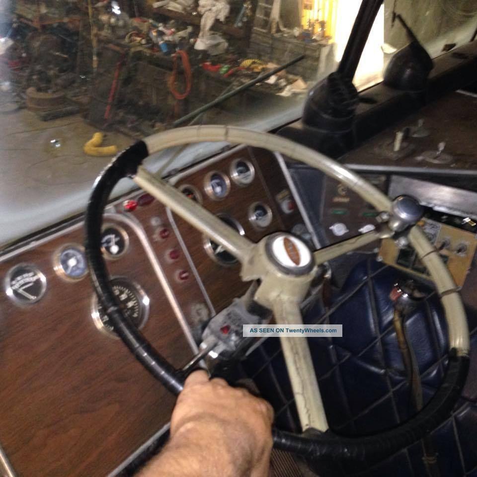 Craigslist Cabover Freightliner: 1973 Peterbilt 352