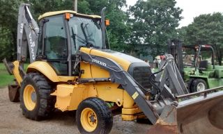 2005 Volvo Bl60 Extend - A - Hoe A/c,  Heated Cab 1500hrs photo