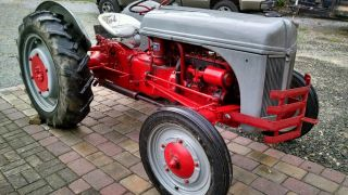 Ford Tractor 3 Point Hitch photo