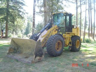 2012 Caterpillar 924h Wheel Loader Runs Excellent photo