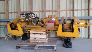 (2) Yale Kel1 - 15lgs1 2000lbs Electric Chain Hoists W Bridge Crane System photo