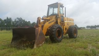 Dresser 520b Articulating 4x4 Wheel Loader - Wow Look. . . photo