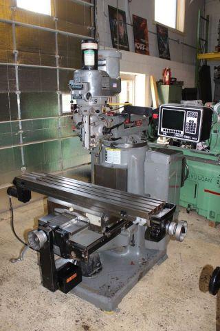 Bridgeport Series Ii Special Cnc Vertical Mill - 11