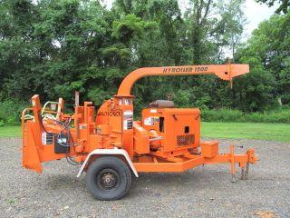2003 Hyroller 1200 Wood Chipper,  Diesel,  Wc/17,  Hytroller 1200,  Morbark,  Vermeer photo