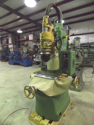 Moore No.  2 Jig Grinder With 3 Grinding Spindles photo