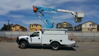2008 Ford F - 550 photo