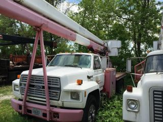 1986 Ford Truck photo