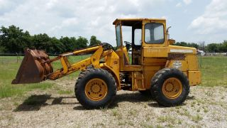 John Deere 544a Articulating Wheel Loader - Wow Look. . . photo