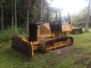 2004 John Deere 450j Lt Dozer photo