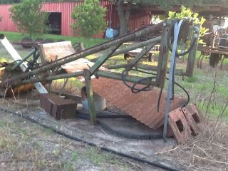 John Deere 45 Front End Loader For 720 630 730 60 70 620 50 520 G A Tractor photo