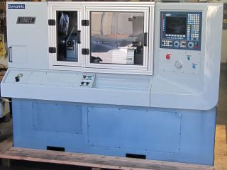 Hardinge Chnc - Cnc Gang Tool Turning Center photo
