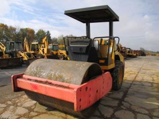 2000 Dynapac Ca152d Smooth Single Drum Roller Compactor,  Only 3201 Hrs photo
