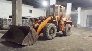 1900 Z Trojan O&k Wheel Loader photo