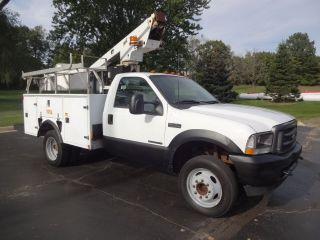2002 Ford F - 450 photo