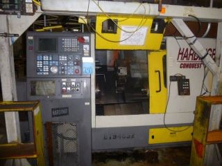 Hardinge Cnc Turning Center Conquest T51 photo