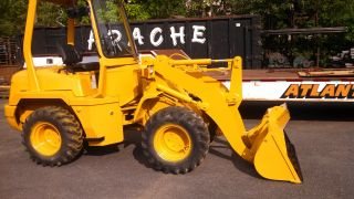 Mini Wheel Loader Hitachi - Furukawa photo