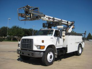 1998 Ford F - 750 photo