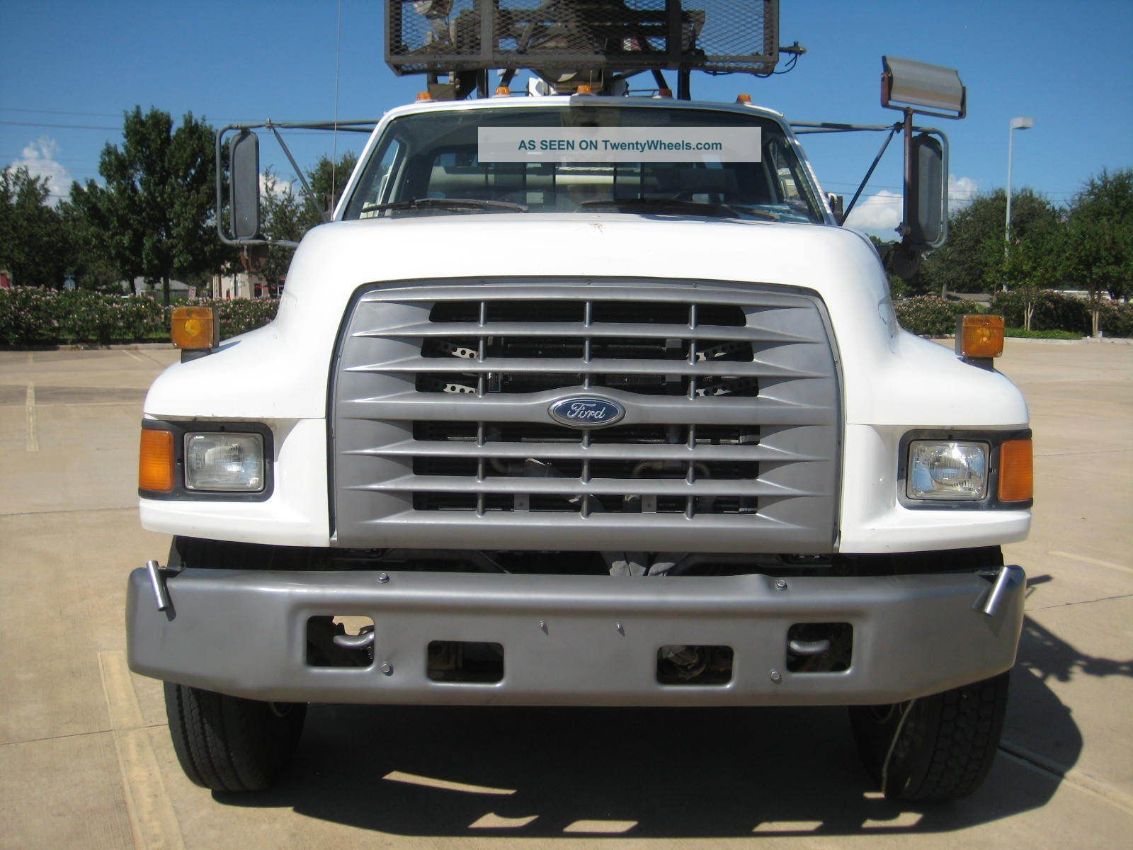 1998 Ford F 750