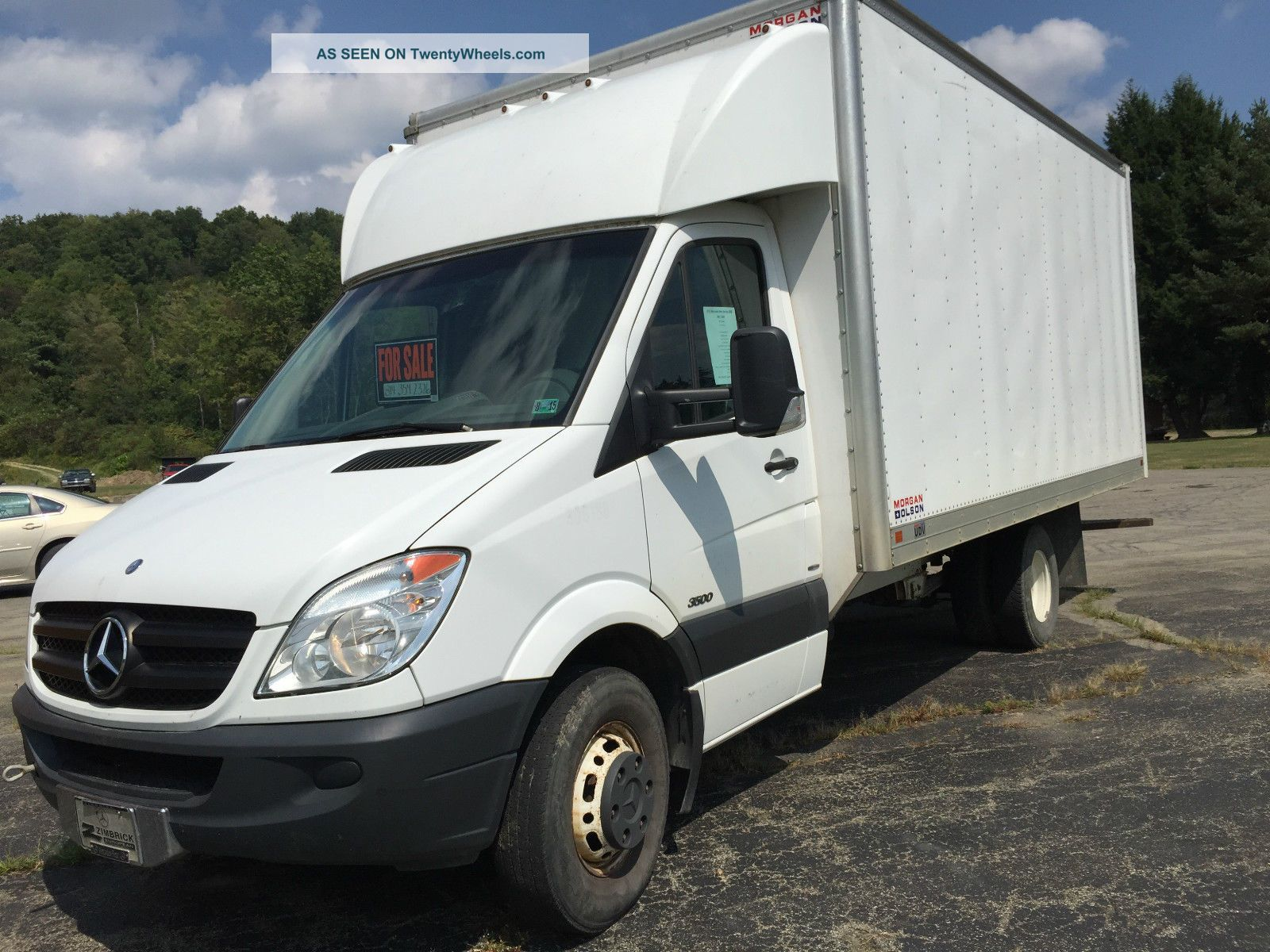 Service manual removing mirror from a 2012 mercedes benz for Mercedes benz sprinter 2500 vs 3500